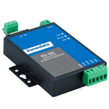 3onedata CAN485 1-port CAN Bus to RS-485 Converter