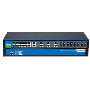 3onedata IES5028-4GS 28-port Layer 2 Managed Gigabit Industrial Ethernet Switch