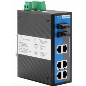 3onedata IES618 8-port Fast 10/100TX, Layer 2, Managed Industrial Ethernet Switch