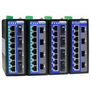 3onedata IES6312-8GP4GS 12-port PoE, Managed Ethernet Switch, 10/100/1000Base-T(X)