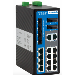 3onedata IES7120-4GS 20-port Gigabit 10/100/1000TX, Layer 2, Managed Industrial Ethernet Switch