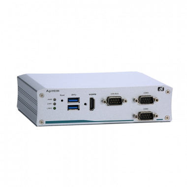 Axiomtek Agent336 Fanless Embedded Computer with i.MX 8M Processor