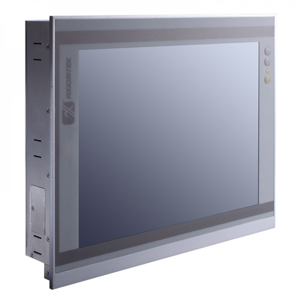 Axiomtek Got3126t 834 Fanless Touch Panel Computer With