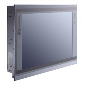 Axiomtek GOT3126T-834 Fanless Touch Panel Computer with E3827 CPU