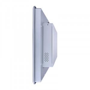 "Axiomtek GOT315WL-845-PCT Panel PC, 15.6"" Touch Display, IP65, Intel Pentium"