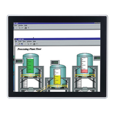 Axiomtek GOT31177T-311-FR Fanless Touch Panel Computer with N4200 CPU