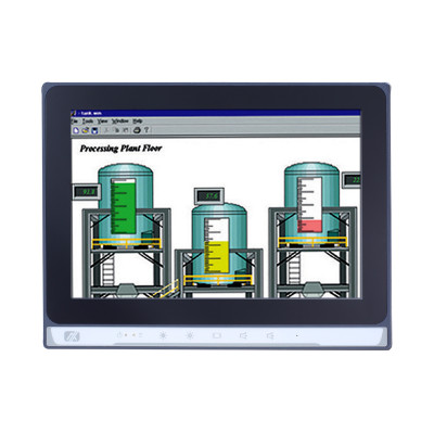 AxiomTek GOT5103W-845 Fanless Touch Panel Computer with N3060 CPU