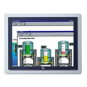 "Axiomtek GOT5152T-845 Industrial IP65 Panel PC, 15"" Touchscreen, Celeron N3040"