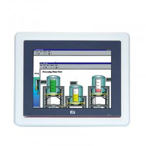 "Axiomtek GOT5840T-845 Industrial IP65 Panel PC, 8.4"" Touchscreen, Celeron N3060"