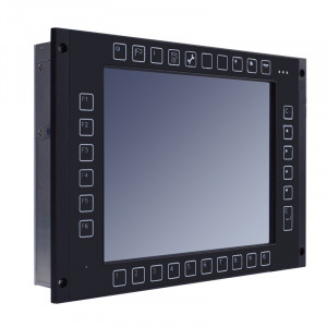 Axiomtek GOT710-837 Fanless Touch Panel Computer with E3845 CPU
