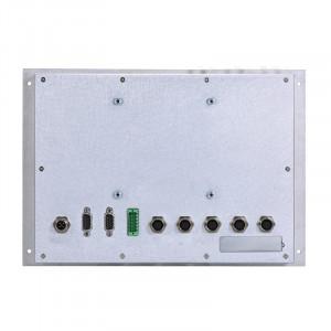 Axiomtek GOT712-837 Fanless Touch Panel Computer with E3845 CPU