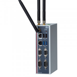 Axiomtek ICO310 Fanless Computer, Celeron N3060/ N3160