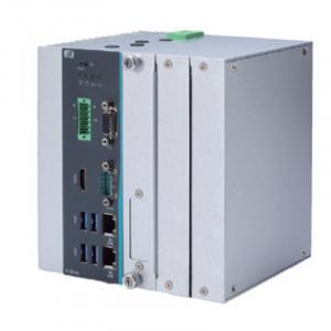 Axiomtek ICO500-518 DIN-rail Fanless Embedded System, Intel Celeron or Core Processor