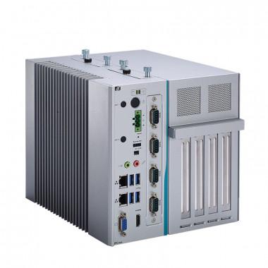 Axiomtek IPC964-512-FL 4-Slot Fanless Computer with 7th/6th Gen Intel i7/i5/i3, Intel Celeron Q170