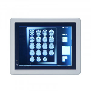AxiomTek MPC102-845 Fanless Touch Panel Computer with N3060 CPU