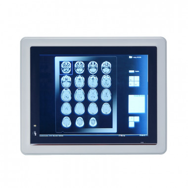 AxiomTek MPC102-832 Fanless Touch Panel Computer with N3060 CPU
