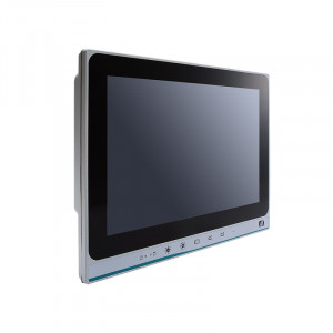 AxiomTek MPC103-845 Fanless Touch Panel Computer with N3060 CPU