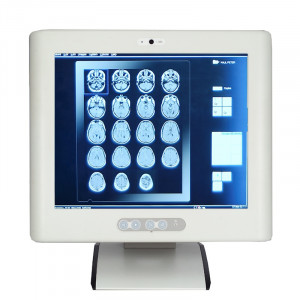 "Axiomtek MPC175-873 Industrial 17"" Fanless Medical Grade Panel Computer with 3rd Gen Intel CPU"
