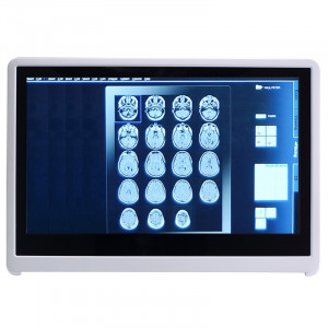 AxiomTek MPC240 Fanless Touch Panel Computer with Intel CPU