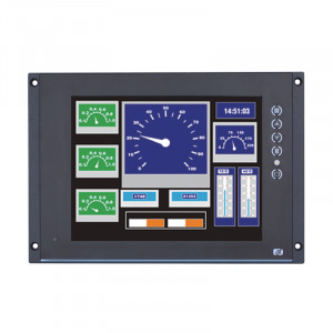 "Axiomtek P6105 10.4"" Railway Touch Display"