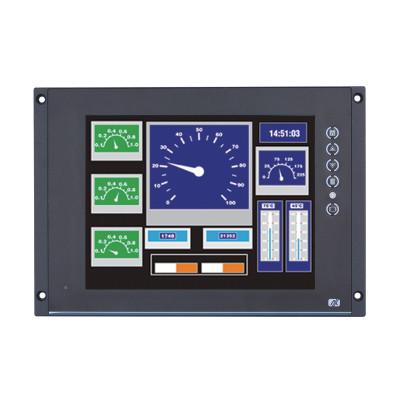 "Axiomtek P6105 10.4"" Railway Touch Display"