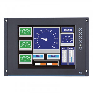 "Axiomtek P6125 12.1"" Industrial display"