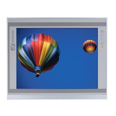 "Axiomtek P6151 15"" Industrial LCD Monitor with Digital IO"