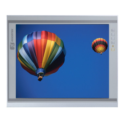 "Axiomtek P6171 17"" Industrial LCD Monitor"