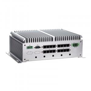 Axiomtek UST500-517-FL Fanless Embedded Computer, Intel Core Pentium and Celeron