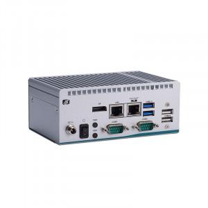 Axiomtek eBOX100-51R-FL Embedded Computer with Intel Core i5 or Celeron
