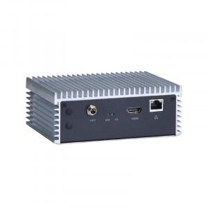 AxiomTek eBOX560-300-FL Fanless Computer, Pentium N3710