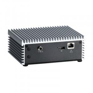 AxiomTek eBOX560-880-FL Fanless Computer, i3 5010U, i5 4300U & Celeron 2980U