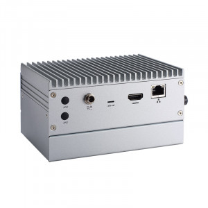 Axiomtek eBOX565-312 Fanless Embedded Computer with Intel Celeron N3350 and PoE