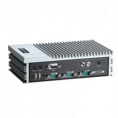 AxiomTek eBOX620-841-FL Fanless Computer, Atom E3845