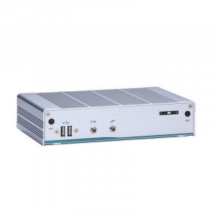 Axiomtek eBOX625-312 Fanless Embedded Computer with Intel Celeron or Pentium