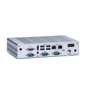 Axiomtek eBOX625-312 Fanless Embedded Computer with Intel Celeron or Pentium