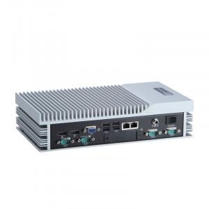 AxiomTek eBOX630-100-FL Fanless Computer, AMD G-Series T56N