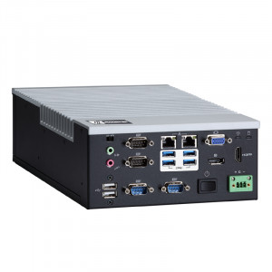 AxiomTek eBOX640-500-FL Fanless Computer, i7/i5/i3 and Celeron support