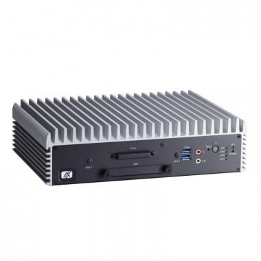 AxiomTek eBOX660-872-FL Fanless Computer, i7/i5/i3 and Celeron