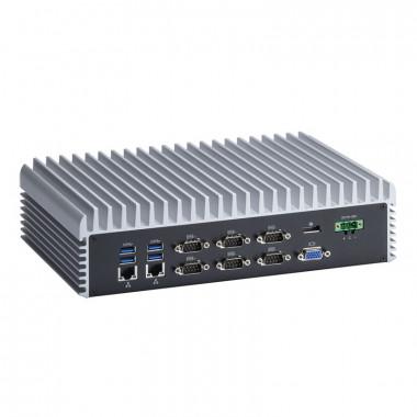 AxiomTek eBOX670-883-FL Fanless Computer, i7/i5/i3 and Celeron