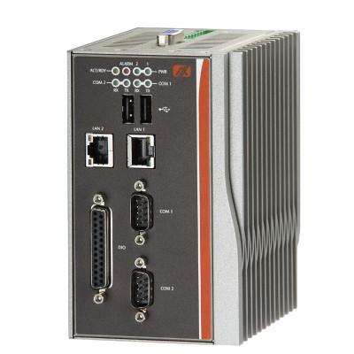Axiomtek rBOX200 Fanless Computer, AMD LX800