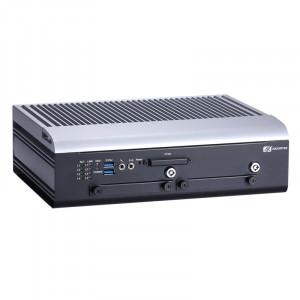 AxiomTek tBOX330-870-FL Fanless Computer, i7/i3