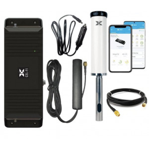 Cel-Fi GO M Smart 4G LTE Signal Booster Kit for Ships and Boats