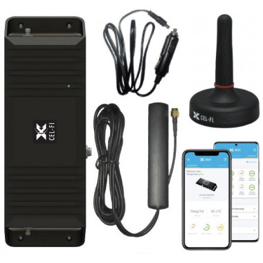 Cel-Fi GO M Smart 4G LTE Signal Booster for Mobile Applications