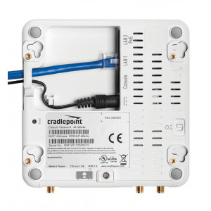 Cradlepoint CBA850 LTE Router for Branch Networks with NetCloud, GPS