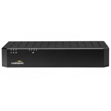 Cradlepoint E100 LTE Router with WiFi and NetCloud Branch Package