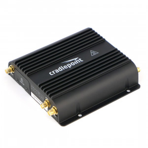 Cradlepoint COR IBR650C Industrial Category 4 LTE IoT Router, NetCloud Essentials