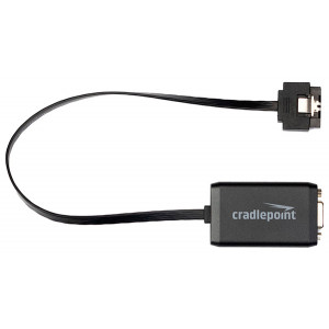 Cradlepoint 170767-000 COR Extensibility Port to Serial Cable with DB-9