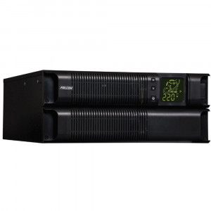 Falcon SSG2.2KRM Industrial 2.2 kVA UPS, UL 508 Rated, 12-Year Batteries, Wide Temperature