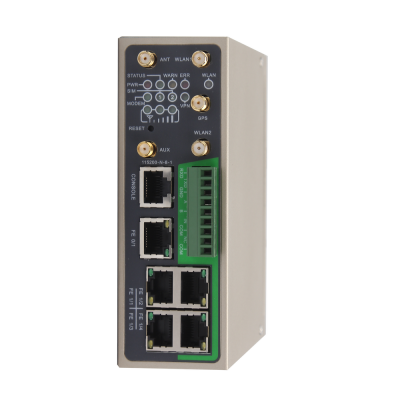 InHand InRouter915 Industrial LTE cellular M2M Router